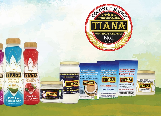 Janey Loves 2017 Platinum Awards Entry – Selected Sneak Preview…. TIANA Fair Trade Organics