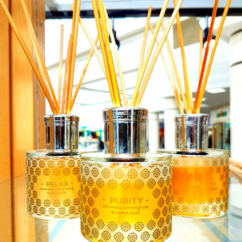 WIN 1 of 3 Multi-Award Winning Shui Me(TM) Luxury Organic Aromatherapy Reed diffusers (100ml) worth £45 each