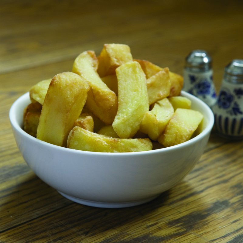 Healthy, Additive and Gluten Free Chips
