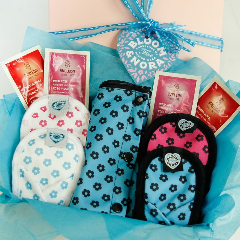 Win a Limited Edition Bloom & Nora Gift Kit and Bathroom Bag worth £28.98!
