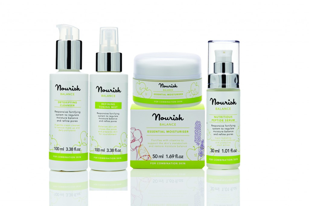 Balance Face Care Range new