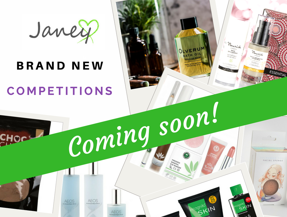 New Competitions – Coming Soon!