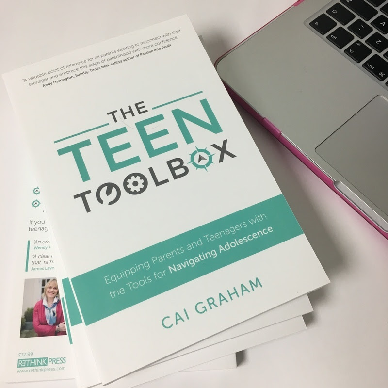The TEEN Toolbox Book Costs 99p on Kindle Today!