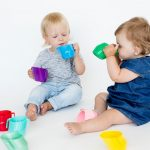 Children-blue-green-mixed-cups-1