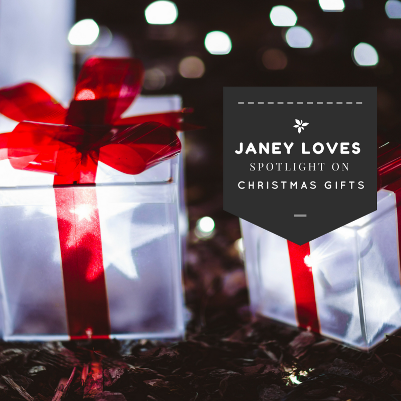 Janey Loves – Spotlight on Christmas Gifts…. Natures Naturals