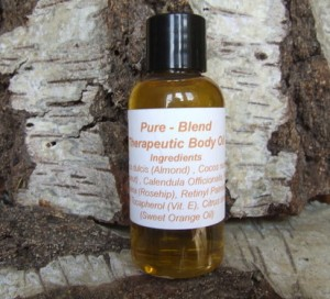 Elenas collection pure body oil