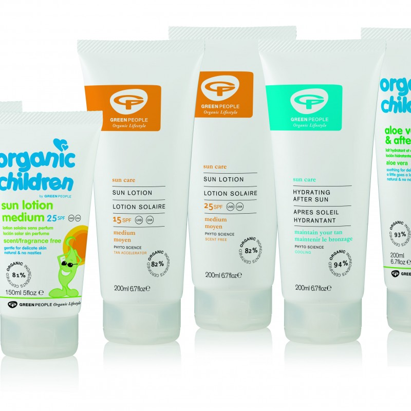 Green People – Award Winning Organic Skin Care For All the Family