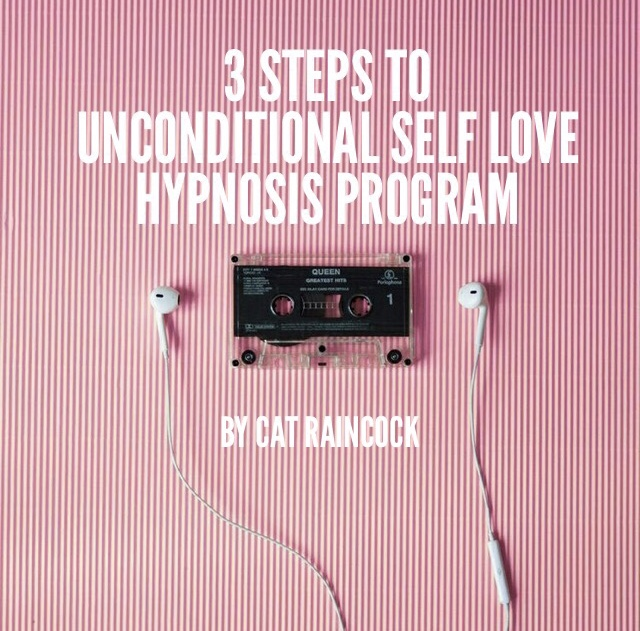 Win a Unconditional Self Love Hypnosis program worth £97!