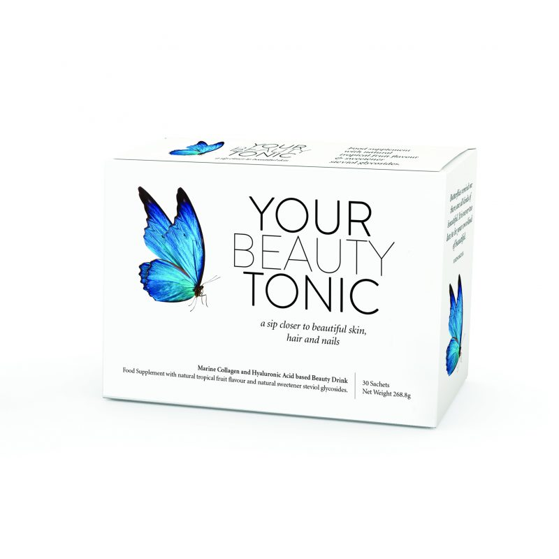 Win a 30 day supply of YourBeautyTonic for skin, hair and nails worth £50!