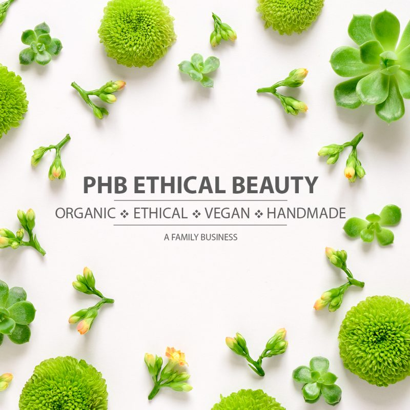 Win One of Two £50 Gift Vouchers with PHB Ethical Beauty!