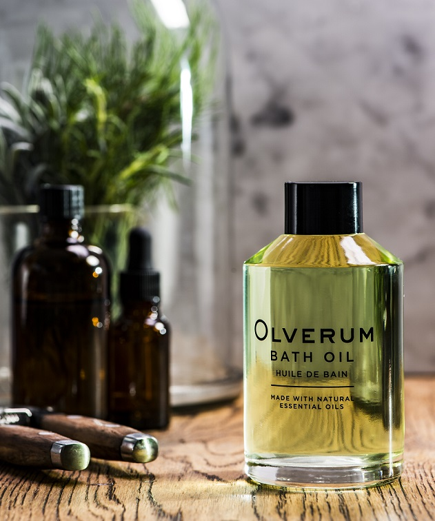 Win a luxurious Olverum Bath Oil worth £29!