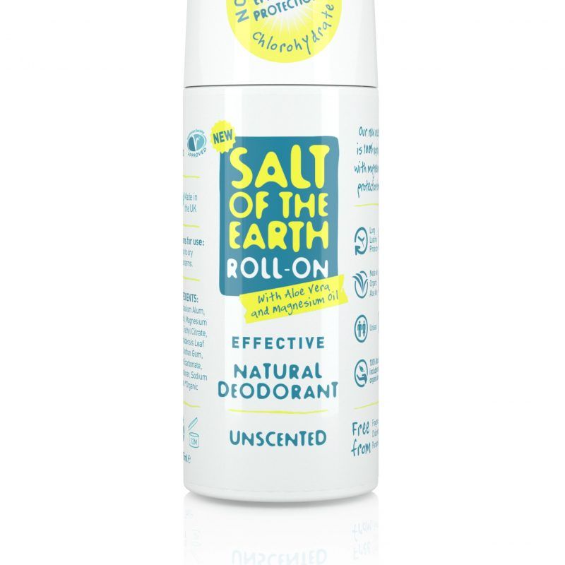 Win 1 of 10 New Salt of the Earth Roll On Natural Deodorants