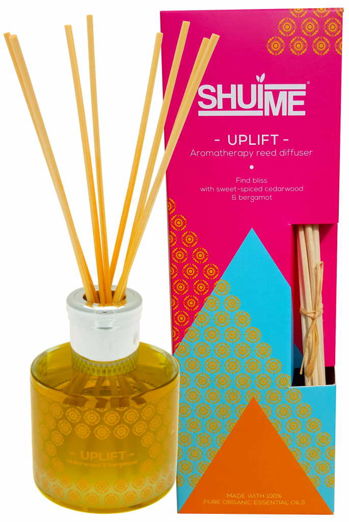 Shui Me Uplift Reed Diffuser