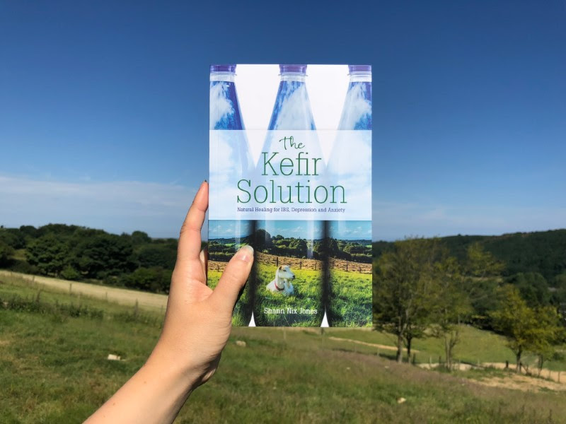 The Kefir Solution – Launches on Amazon today!