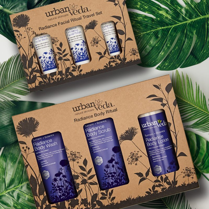 Win two Urban Veda giftsets worth £40!