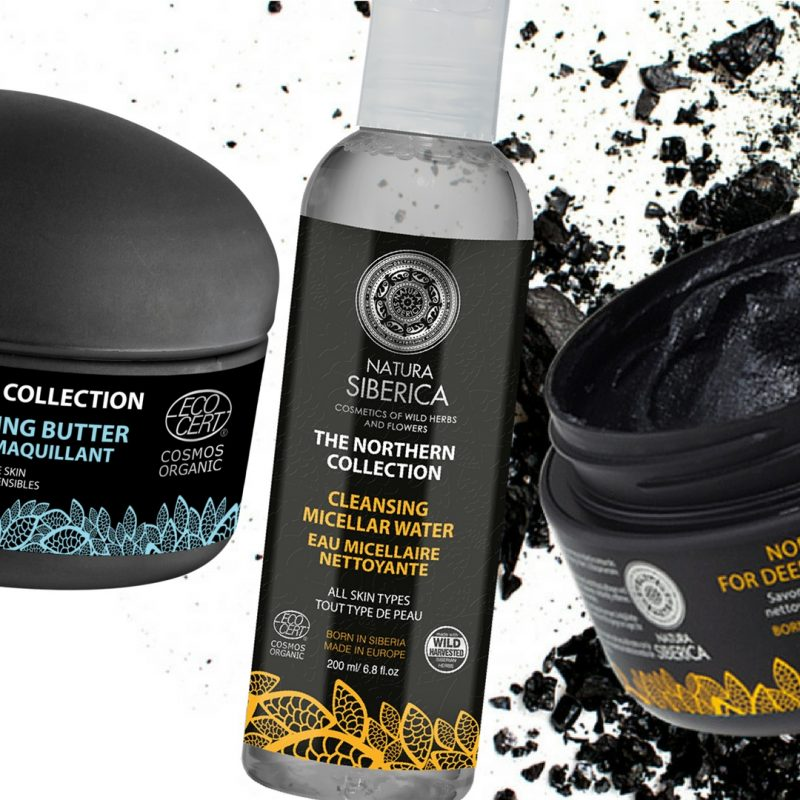 Win this trio of cleansing goodies from Natura Siberica's Northern Collection worth more than £40!