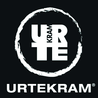 Urtekram_logo_sort_register