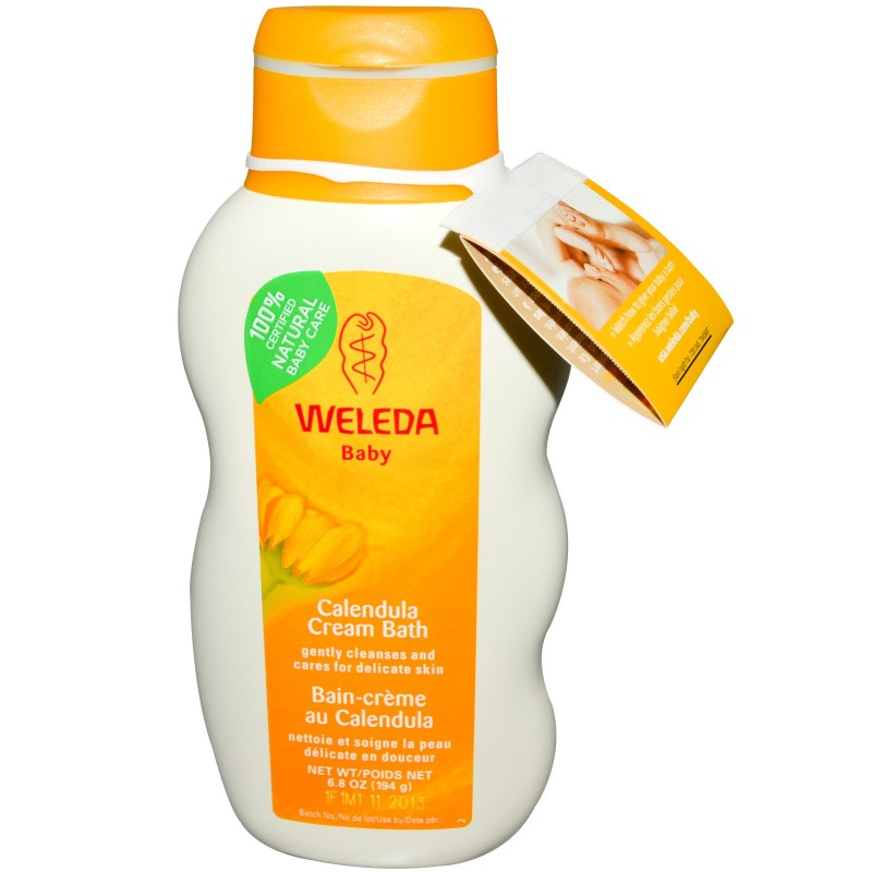 The Fantastic Weleda Baby Range Reviewed