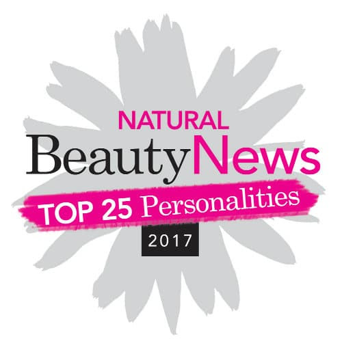 The Top 25 in 2017 'Who's Who in Natural Beauty' – Thank You!