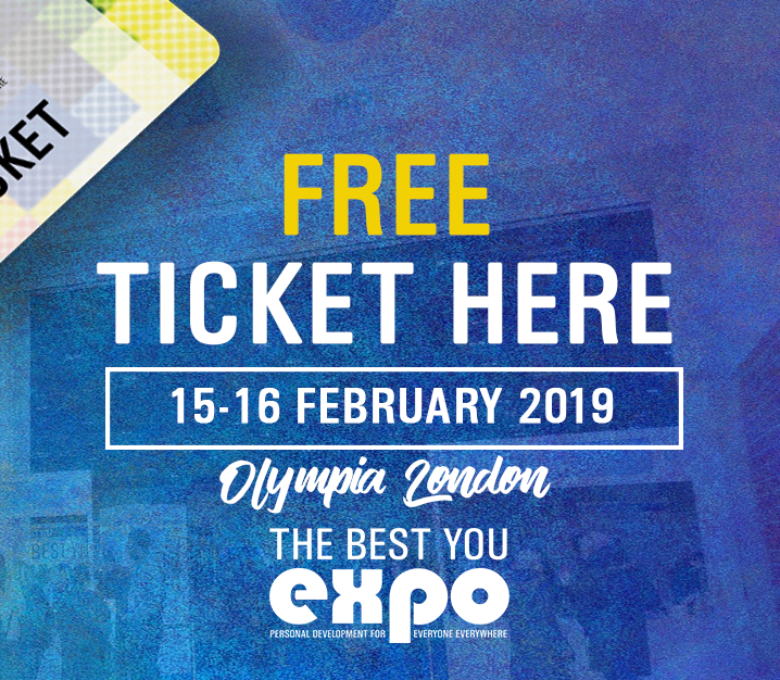 Grab your FREE tickets for Best You Expo 2019!