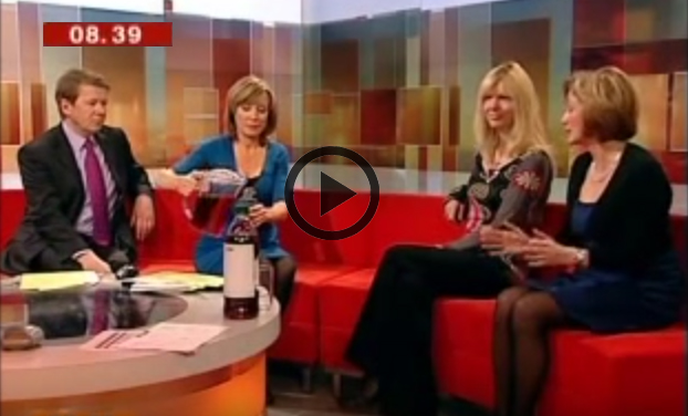 BBC Breakfast – Cold Cures