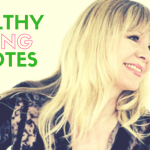 healthy living quotes pdf