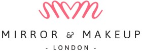 mirror and makeup logo