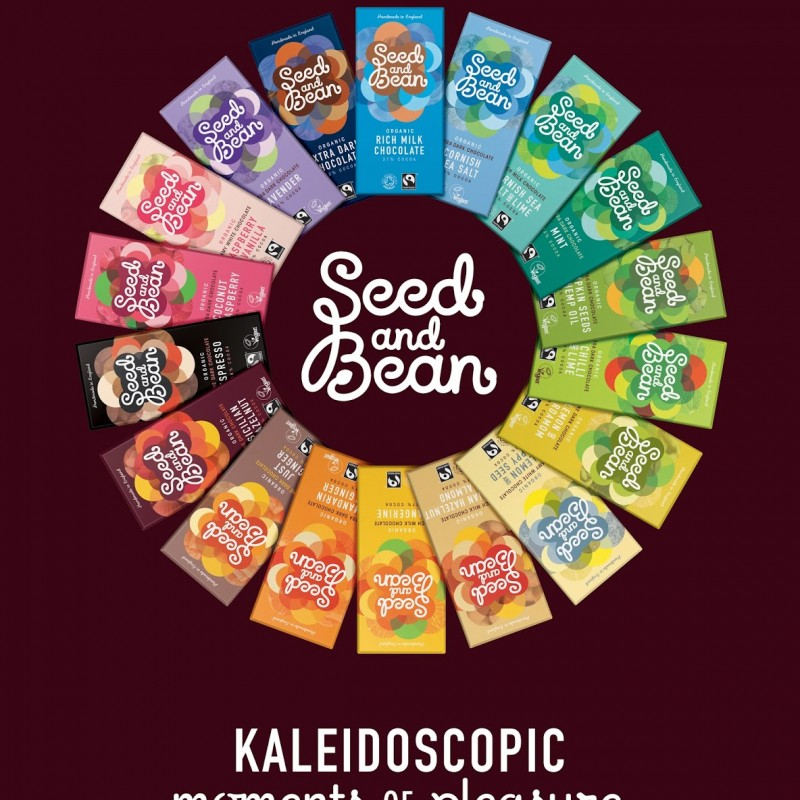 Ethical, Organic, Daring and Delicious!
