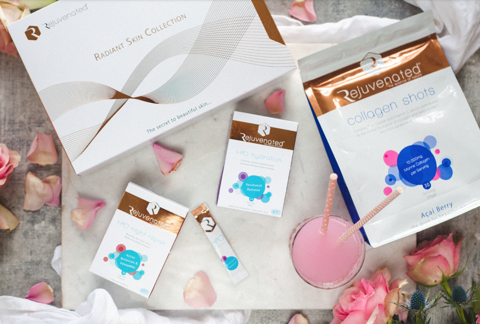 WIN Youth Boosting Supplements Trio from Rejuvenated worth £87.50!