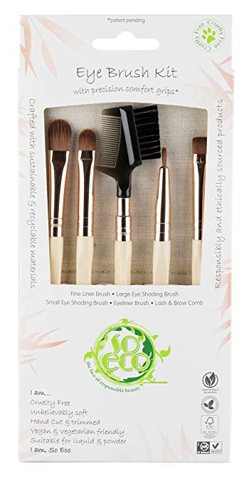 so eco brush set
