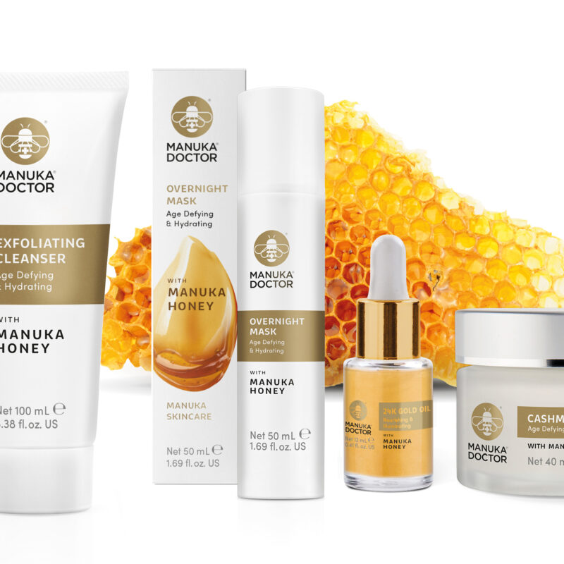 Win £100 worth of Manuka Doctor skincare products!