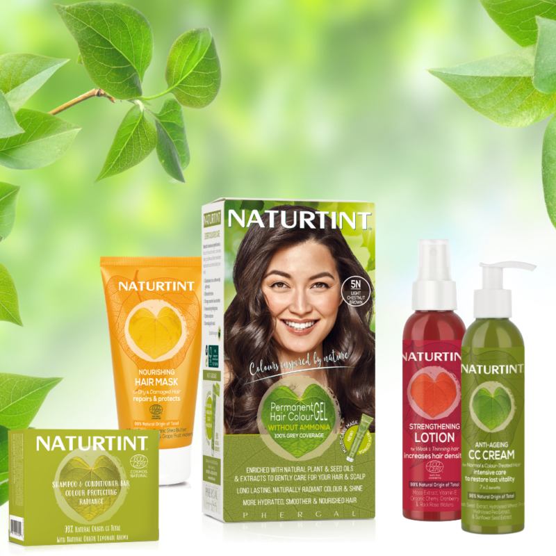 Win a Winter Haircare Hamper from Naturtint!
