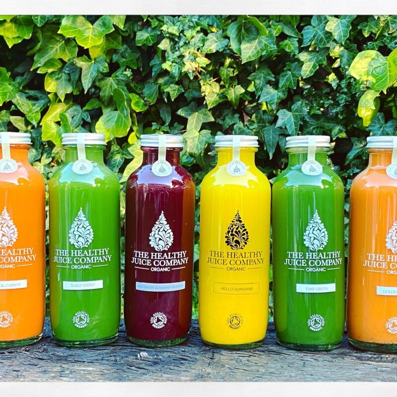 Get Your Mojo Back with a Juice Cleanse!