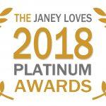 2018 awards badge leaf 66 GOLD