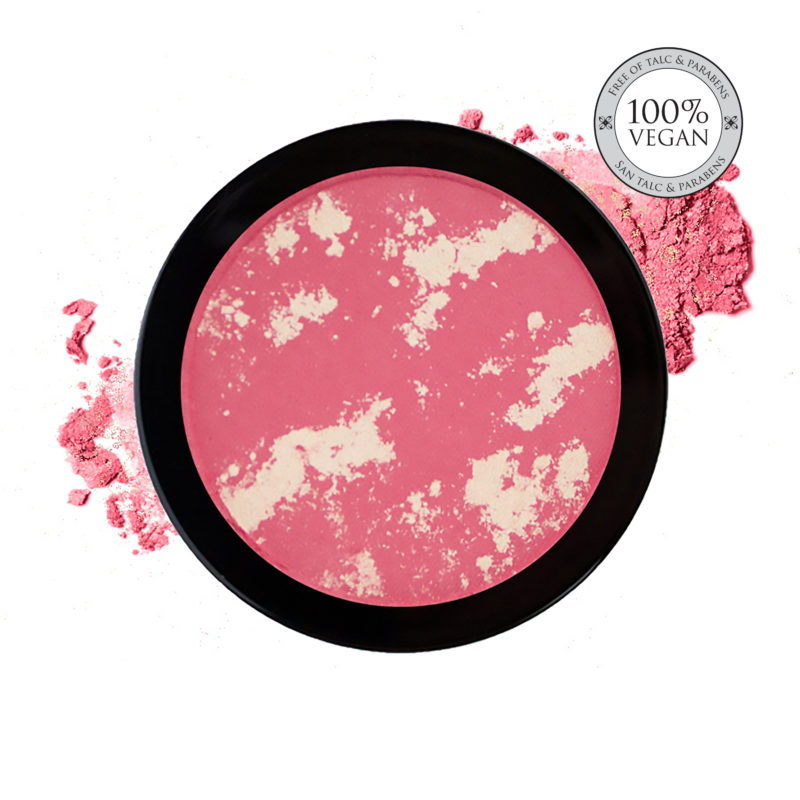 Win a stunning 100% natural Mosaic Blush worth £18 from Emani Vegan Cosmetics!