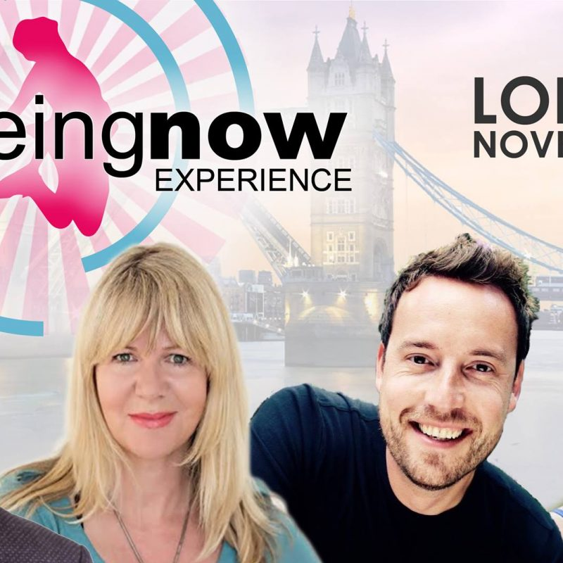 Join me for a wellbeing experience in London – TICKETS STILL AVAILABLE!