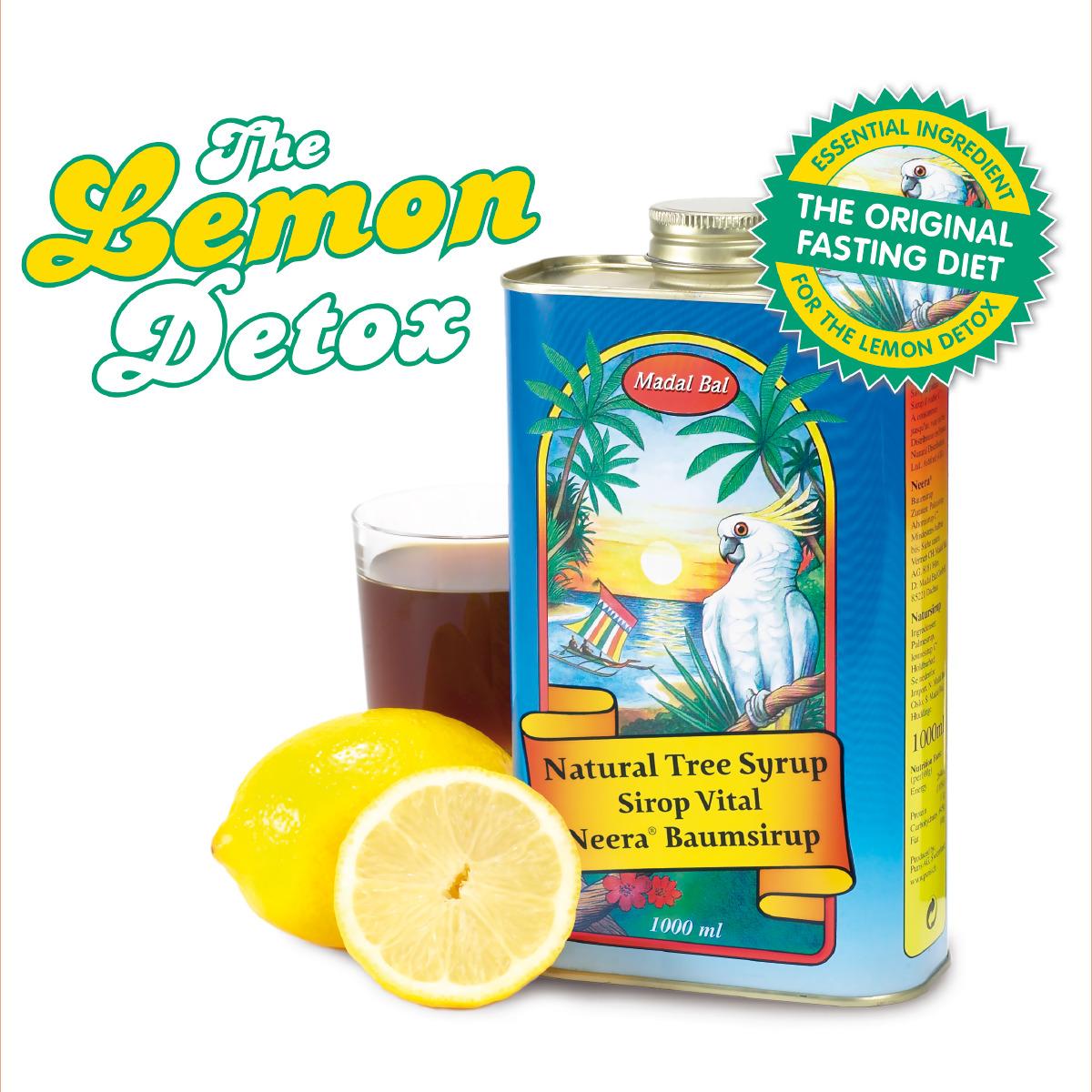Lemon Detox BTB