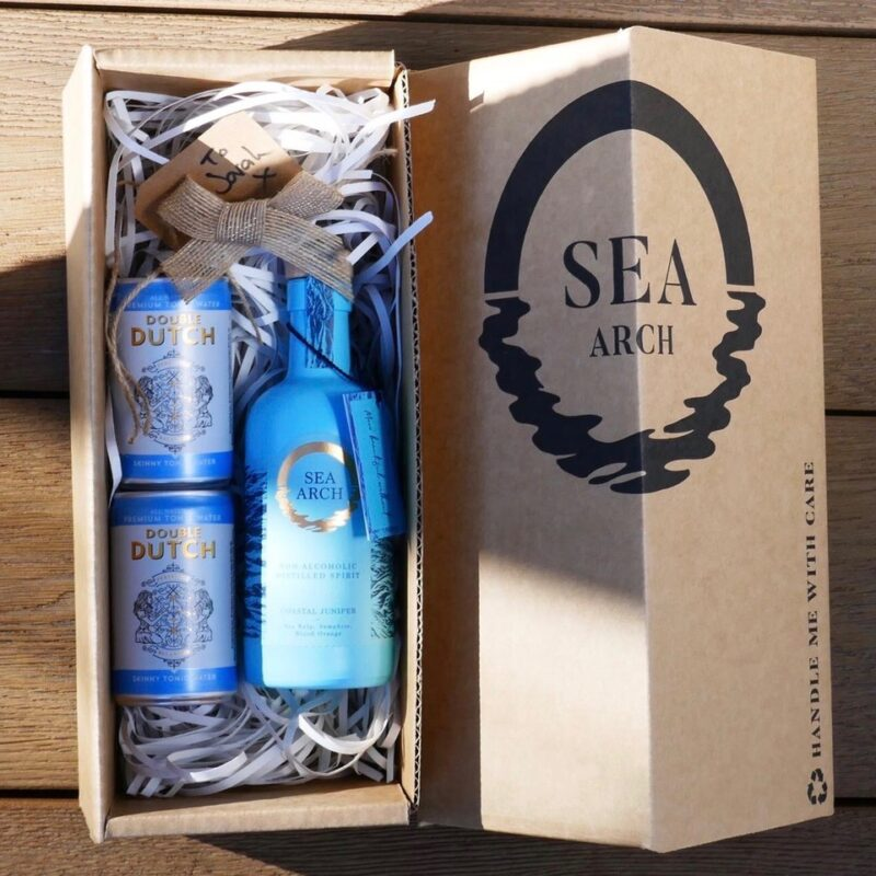 Sea Arch Drinks – The non-alcoholic G&T (Sea&T) gift!