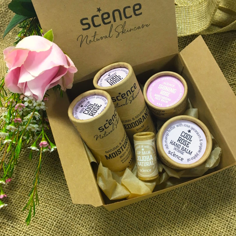Win a gift pack of natural skincare from Scence worth £50!