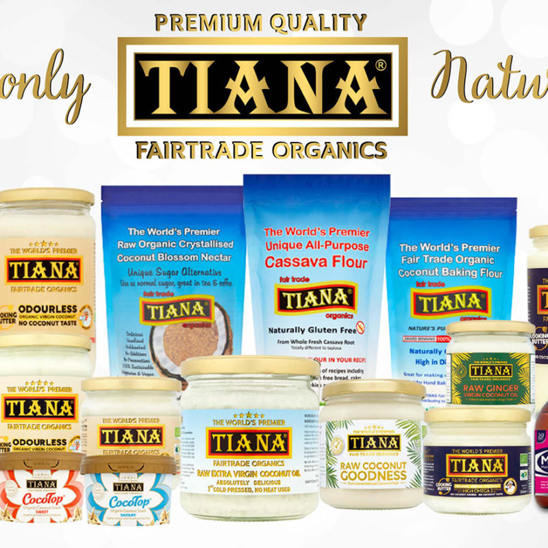 Janey Loves 2019 Platinum Awards – Sneak Preview….  TIANA Fair Trade Organics