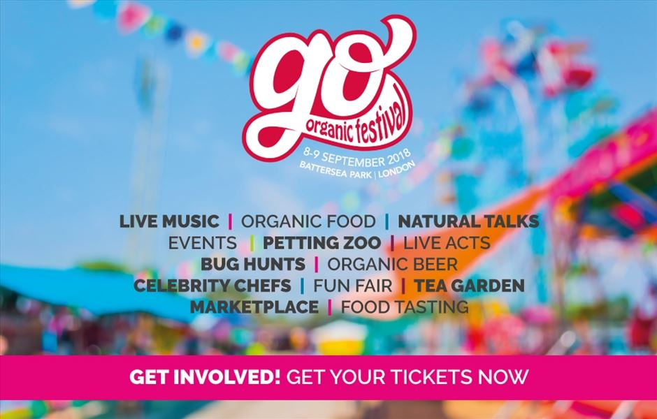 Meet me at London's exciting new festival!