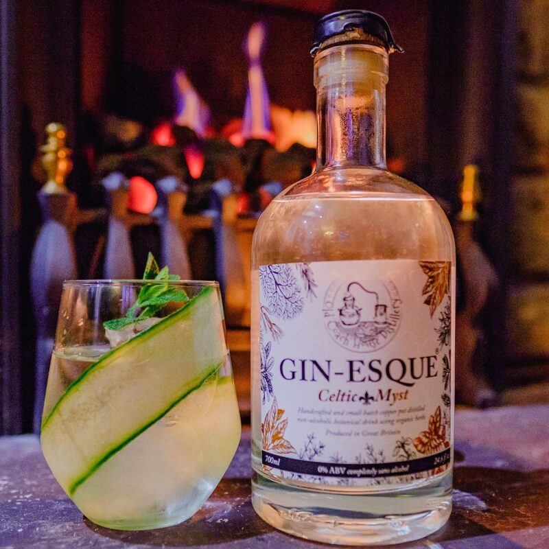 For teetotal GIN lovers everywhere!