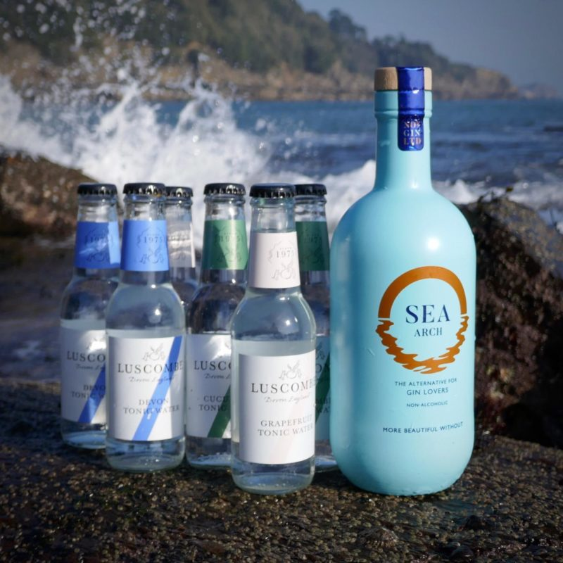Win your own Sea & T bundle from Sea Arch. Each bundle includes 1 bottle of Sea Arch and a mixed case of 6 Luscombe Tonics. 3 bundles to be won.