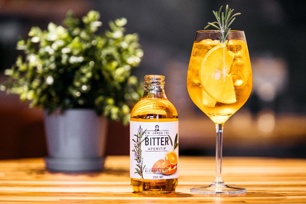 Bitter Aperitif2 (Sir. James 101)