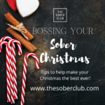 Bossing your Sober Christmas! (2)