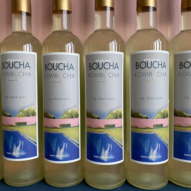 Win a case of Boucha Kombucha worth £39!