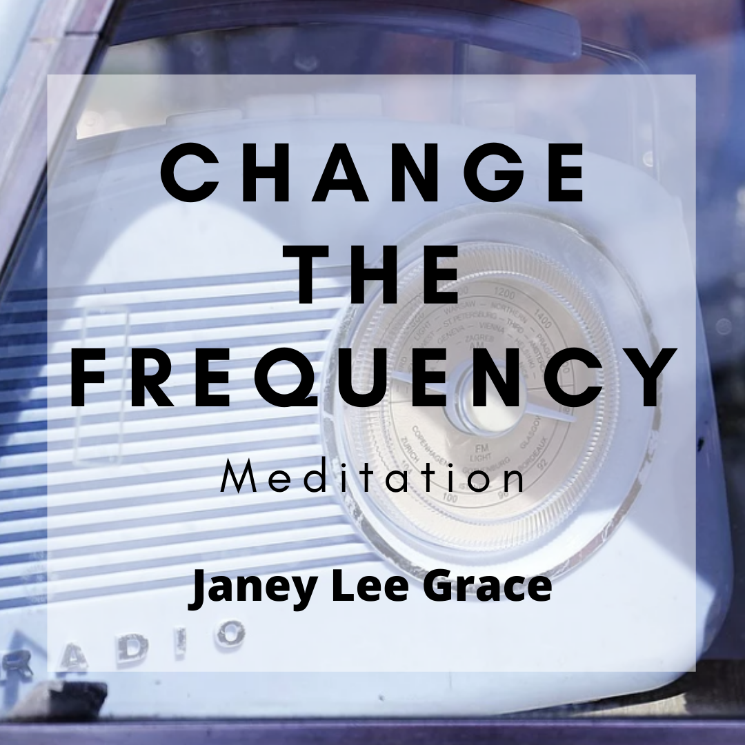 CHANGE the FREQUENCY