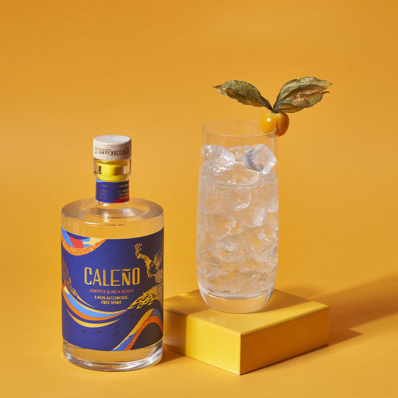 Win 1 of 5 Bottles of Caleno – the Tropical Non-Alcoholic Spirit!