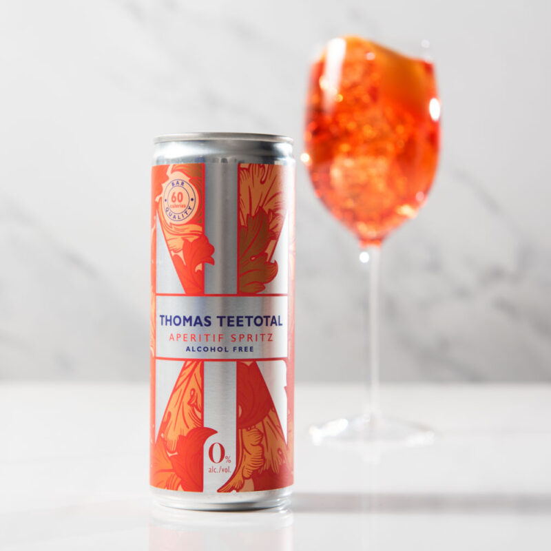 Win a gift box of Thomas Teetotal cans!