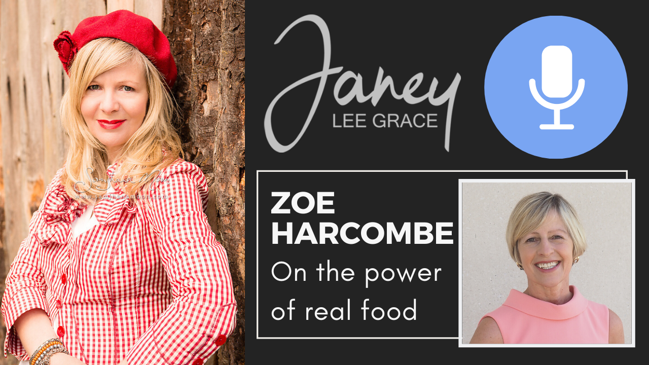 The Power of Real Food with Zoe Harcombe